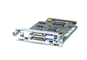 Cisco Interface Card/WIC-2T