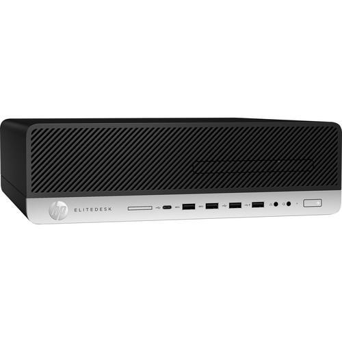 HP ELITEDESK 800-G4 SFF I7-8700 16GB 500GB 9TB32U8#ABA