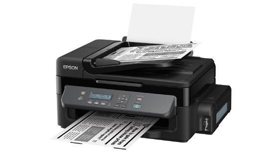 Multifuncional Tinta Continua Epson WorkForce M205 C11CD0721